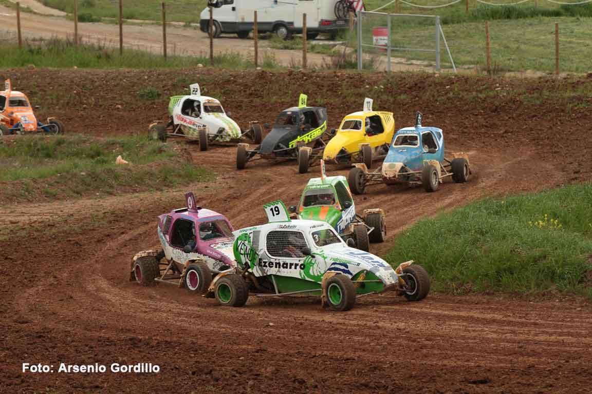 Circuito Navarra : Celebrado el iii autocross circuito de navarra noticias fenauto